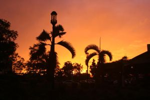 Ateneo Sunset II by thedismantled