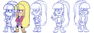 Pacifica sketches by Ice-Fire-Bolt