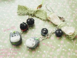 Make this Again Totoro Macaron Improvements by panda314159