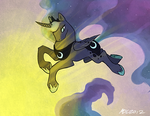Nightfall by Katmomma