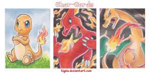 Art Cards - Char Cards by Tigsie