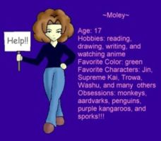 The ID of Doom by moley