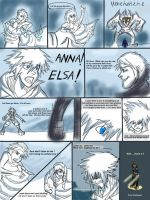 Kingdom hearts / frozen comic short by createandshow0407