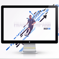 Frank Lampard Wallpaper by madeinjungle