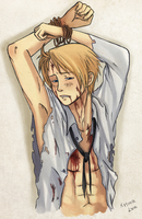 APH_Alfred Kidnapped? by Lele91