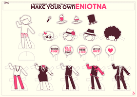 Make your own by Eniotna