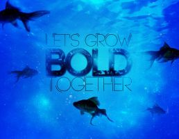 Create An Underwater Typography Scene by Designslots