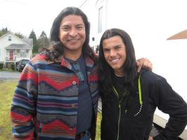 Billy and Jacob Black by VampLord666