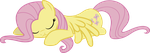 Fluttershy - Swoon by J5A4