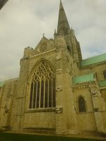 Chichester Cathedral: 7 by yaschaeffer