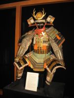 Tosei-gusoku armour by NorroenDyrd