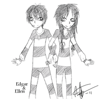 Edgar and Ellen by W-i-s-s-l-e-r