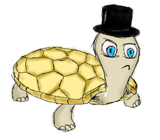 Turtle by blargmode