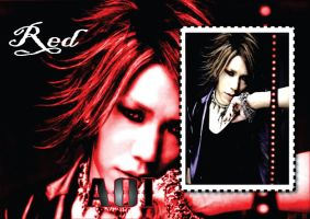 Aoi-RED-Wallpaper by Zetsunine