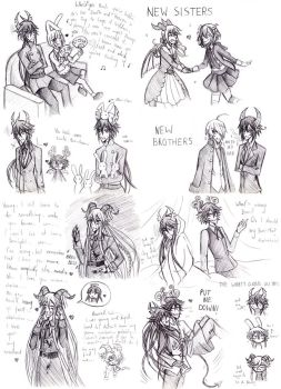 I am strange and I like Mogeko part3 by soshi185
