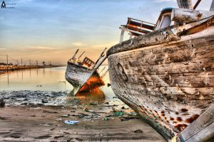 Shipwrecks.. by Q8iEnG
