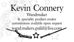 Wand Makers Guild card by wandmakersguild