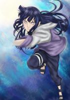 Hinata: Blinding Light by doll-fin-chick