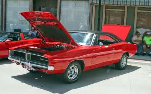 1969 Dodge Charger SE by joerayphoto