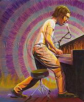 Ben Folds by jaymontgomery