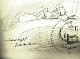 PnF: Ferb The Perv: goodnight by numbah3