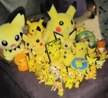 Pikachu Collection by avaneshop