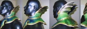 Compiled Angles Dragon Gorget by Azmal
