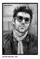 Davey Havok - 13 by FairyARTos