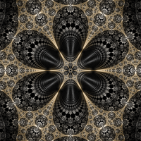 Apollonian Flower by rosshilbert