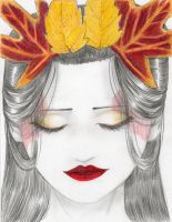 Fall's Bride by MissContrary013