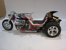 Build Off Trike by ShippD