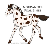 A2031 Foal Design by Nightmare-Curse