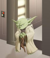Do or do not there is no try.. by yellow-five