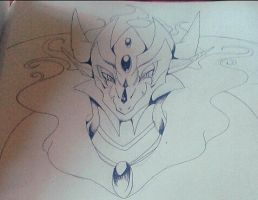 Onyx Uncolored by Astro-Wingz