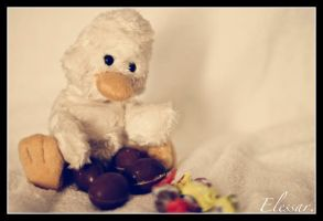 Happy Easter... by Elessar777