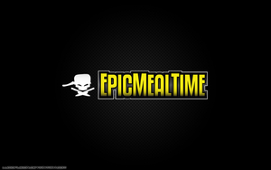 Epic Meal Time Background by LucidFusion