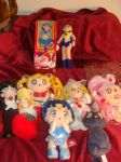 Sailor Moon plush set 8 by Mewmew34