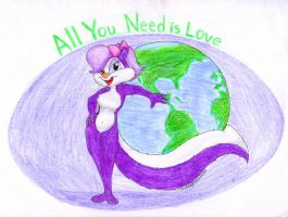 ALL YOU NEED- - - by tolan68