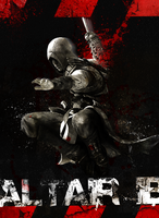 Altair Ibn-La'Ahad poster by Daphnecool