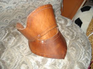 Leather Gauntlet Pattern Sca Images & Pictures - Becuo