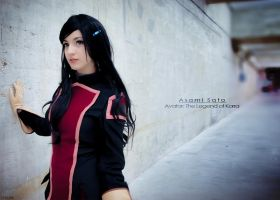 Asami Sato - Avatar The Legend of Korra by Shirokii