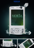 Nokia N95 by DeLyToO