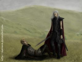 The field where I died by Shaliara
