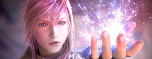 FF XIII: Lightning Signature by FlyuuChan