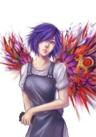 :Re Touka by sherumi