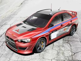 Mitsubishi-Lancer-Evolution by W25