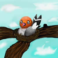 Fletchling by Freeze-Shock