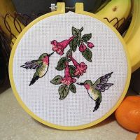 mother's day cross stitch by cat-smith