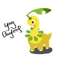 Bayleef by ShiriRee