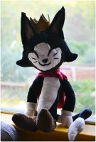 Cait Sith Plush by Zakeno